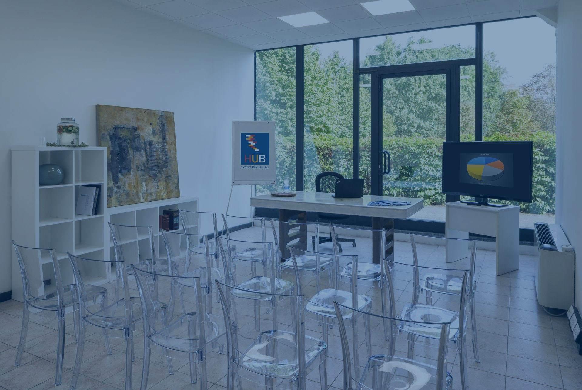 Sala meeting Parma