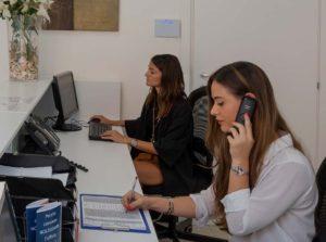 Ufficio Virtuale Reception Parma